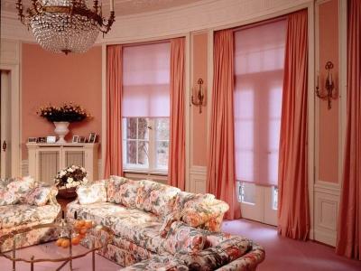 преимущества шторы